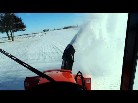 Kubota   Snow Blower