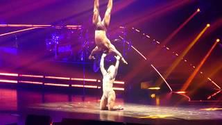 """Secrets (Flying Acrobatics)"" Pink@Capital One Arena Washington DC 4/17/18"