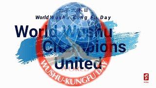 Wushu Kung Fu En Casa Día 146 Campeones Mundiales Unidos 世界武术冠军共抗疫 World Wushu Champions United