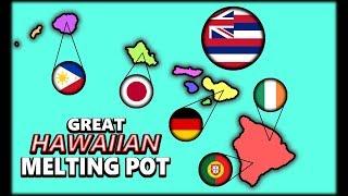 Hawaii: America's True Melting Pot
