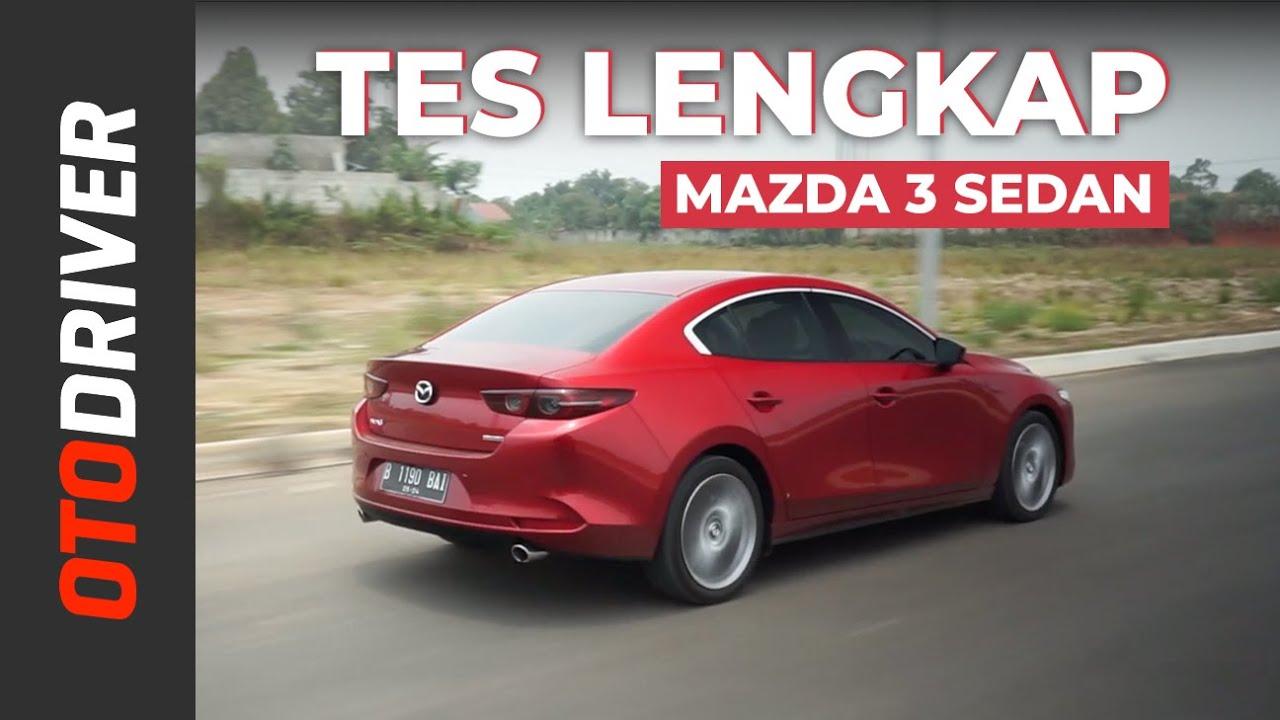 Mazda 3 Sedan 2019   Review Indonesia   OtoDriver