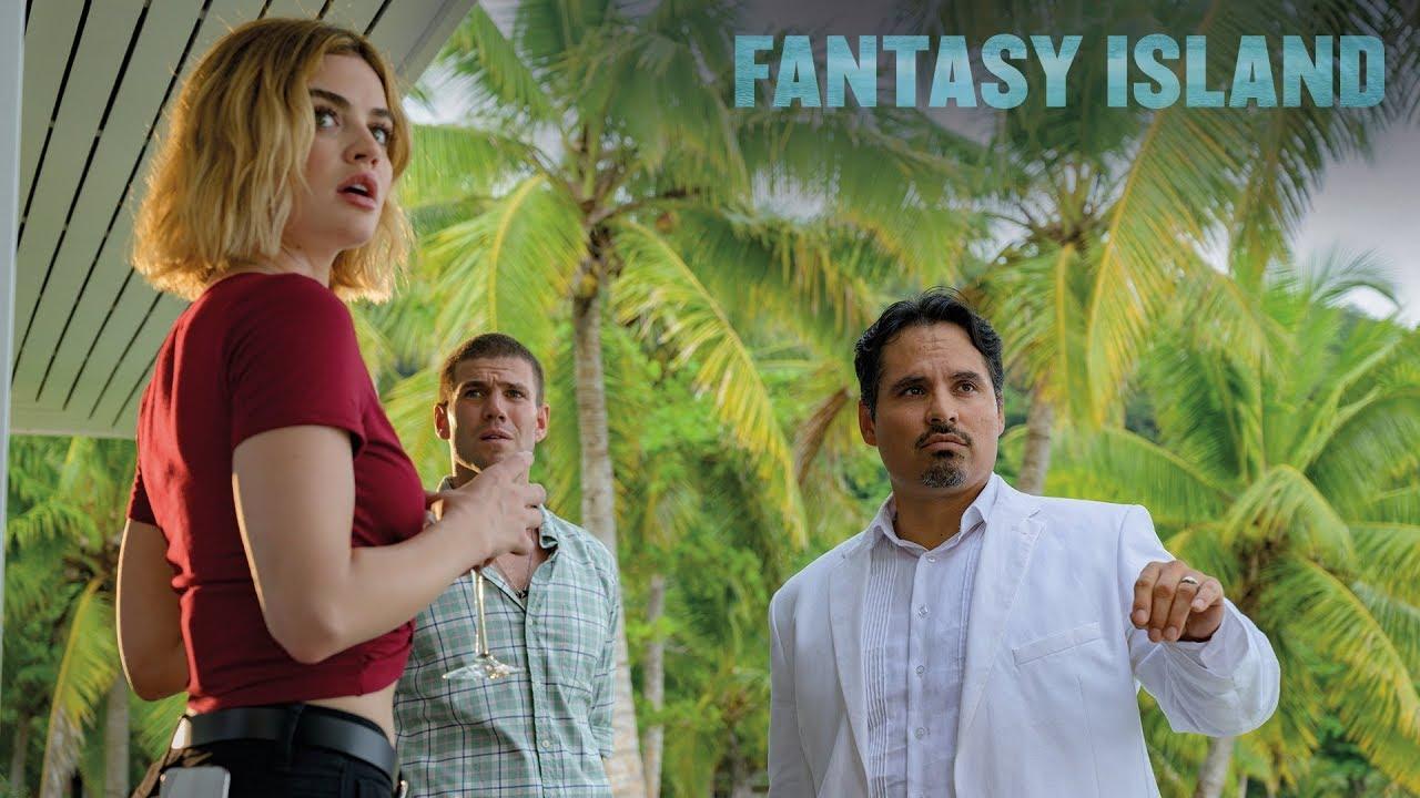 FANTASY ISLAND. ¿Cuál es tu fantasía? Ya en cines. - YouTube