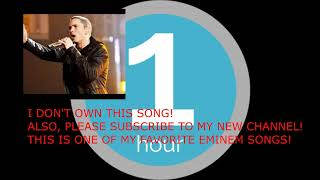 Eminem G.O.A.T (1 Hour Version) I DO NOT OWN THIS SONG!