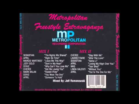 Metropolitan Freestyle -Mix 1