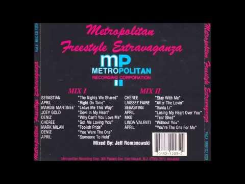 Metropolitan Freestyle -Mix 1