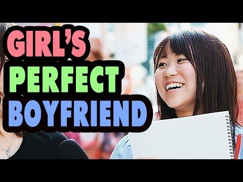 what dream girlfriends dating man