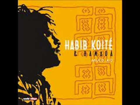 Habib Koité and Bamada - Den Ko mp3