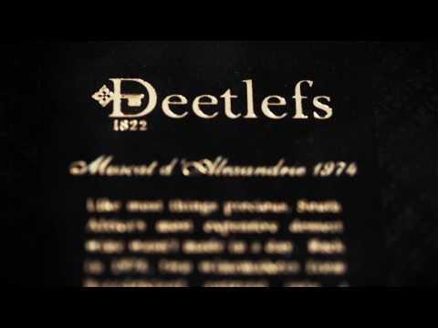 1974 Philippus Petrus Deetlefs Muscat d' Alexandrie