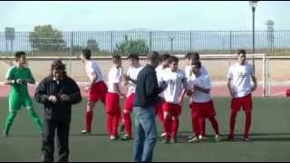 CD Santa Fe - 26 Febrero Malaga 2013/14 Division Honor U-19
