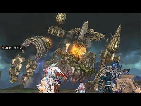 King's Raid - World Boss 1.49B Damage Dealing Team