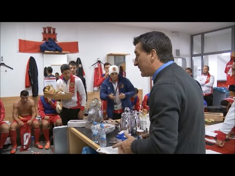 Part of the Sky Documentary, the story of Gibraltar National football team