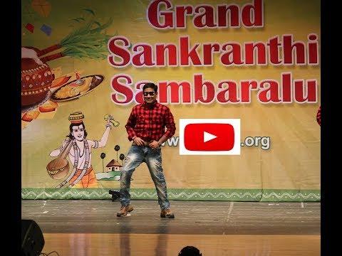 Kalisetti - Family Dance Performance during GWTCS Sankranthi event