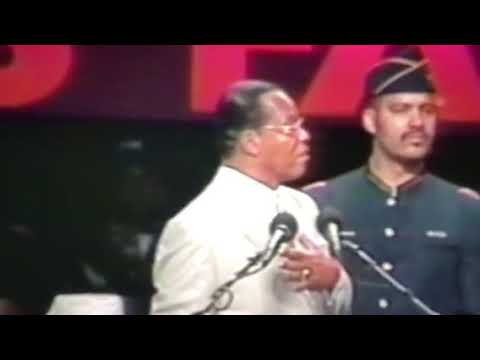 Maxine Waters attended 2/17/2002 Nation of Islam conference