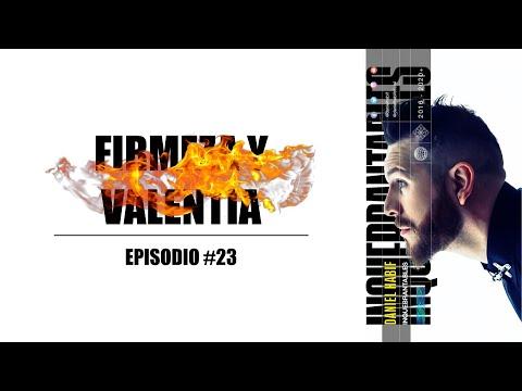 ORACIÓN #1: FIRMEZA Y VALENTÍA - Daniel Habif
