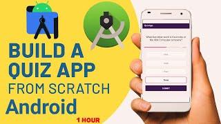 Quiz App In Android Studio