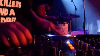 "DJ Durian scratching: Fresku Live -  ""Kutkop""  @ Melkweg"