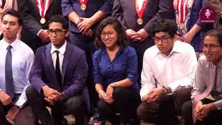 Tema:Sanmarquinos para el Perú 2018