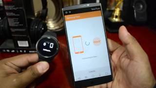 Samsung Gear S2 initial setup video with LG V10