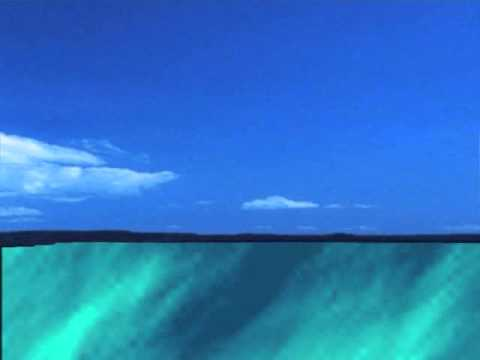 Soothing animated Ocean waves - YouTube - ocean waves animations