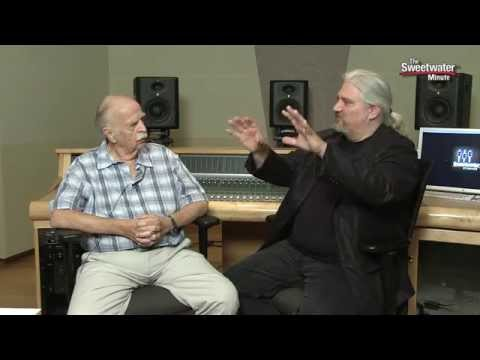 Interview with Bruce Swedien - The Sweetwater Minute, Vol. 241
