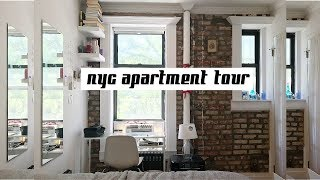 Manhattan Apartment Tour | NYC