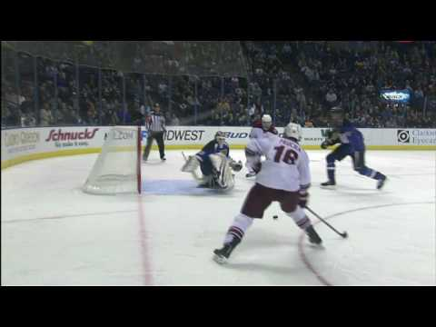 NHL Top 10 Saves of 2009 - Western Conference
