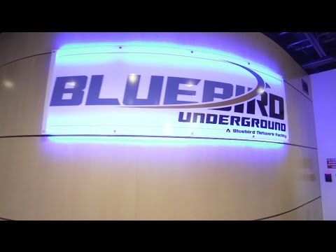 Bluebird Network and Schneider Electric: Data Center Expansion 85 ft. Below the Surface