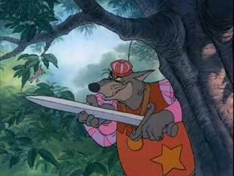 Robin Hood - Oo-de-lally (Swedish)