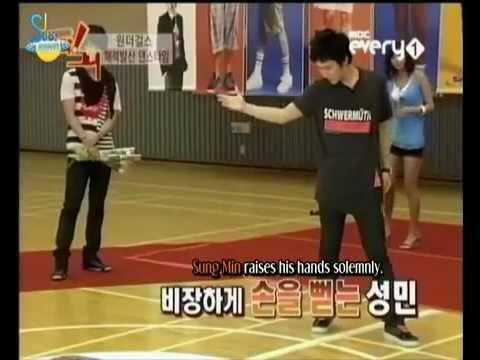 Eng Sub Super Junior Idol Army Ep 4 (1/3)