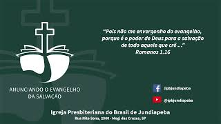 IPBJ | Culto Vespertino | Mc 15.29-41 | 27/12/2020