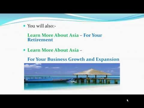 Invest Offshore - Invest in Asia