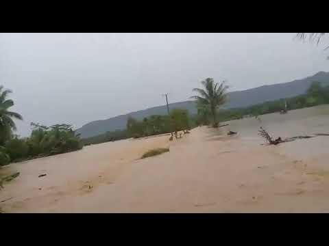 Banjir Rendam Enam Pekon di Semaka Tanggamus