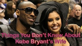 The Untold Truth of Kobe Bryant's Wife, Vanessa Laine Bryant !!!