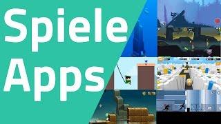 Die besten Spiele Apps - Teil 2 (Android/iPhone)