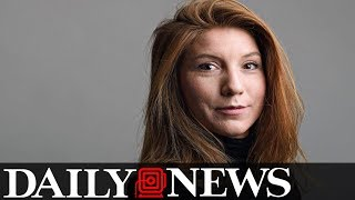 Inventor charged with killing Kim Wall says sub door hit her head