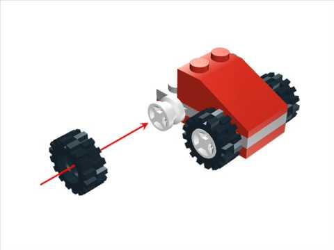 etiLSD's Mini LEGO