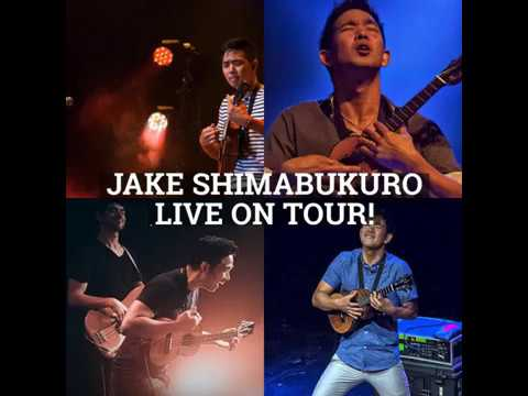 Jake Shimabukuro LIVE on tour!