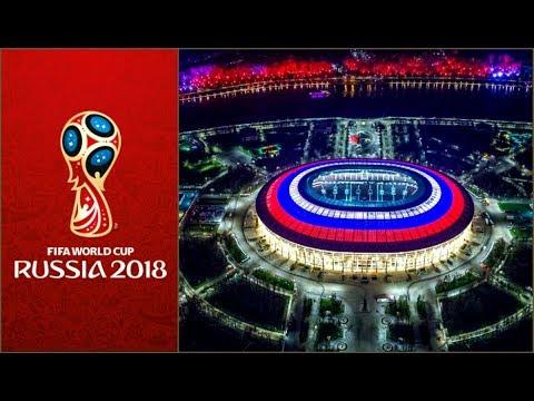 .欣賞一下世界杯12座球場夜景照明