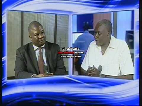 Canal info - Special economie senegalaise - Abdou Diop invité