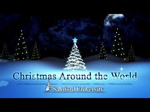 Christmas Around the World, Samford University