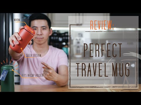 Best Travel Mug for Cars Fellow Carter Move Mug Review