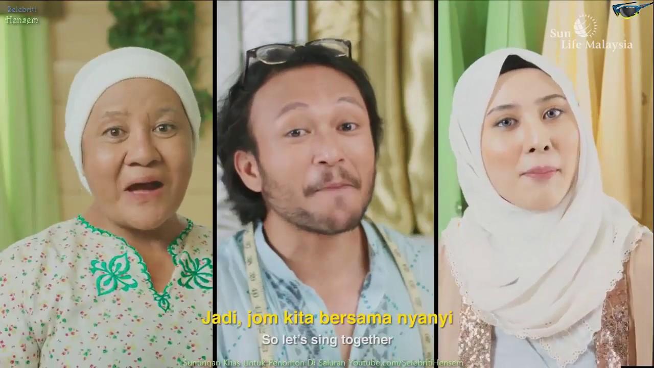 Iklan Raya Sunlife Malaysia Lagu Checklist Hari Raya Aidil