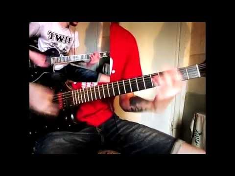 Lagwagon - Obsolete Absolute (Guitar Cover)