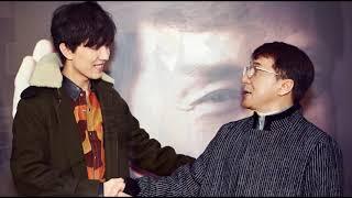 Димаш Кудайберген уговорил Джеки Чана снять фильм в Казахстане