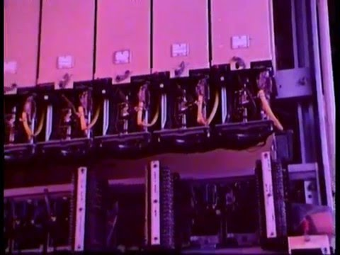 The Telephone Exchange (1982) British Telecom Schools Film