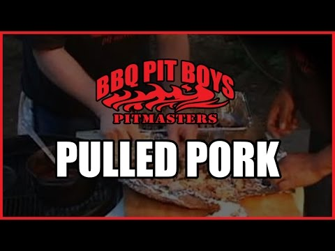 Pulled Pork Recipe By The BBQ Pit Boys