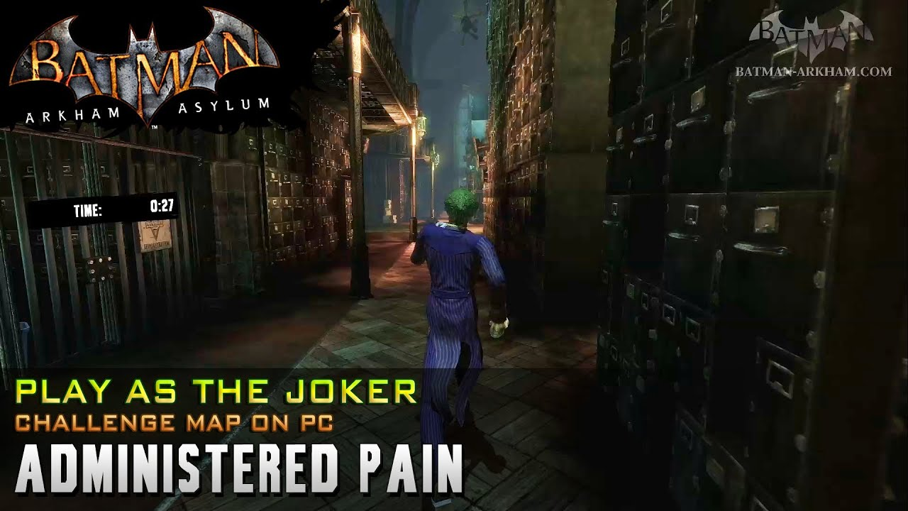 Play As Joker