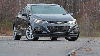 2017 Chevrolet Cruze Premier Sedan | Turbocharged 1.4-Liter inline-4 Engine