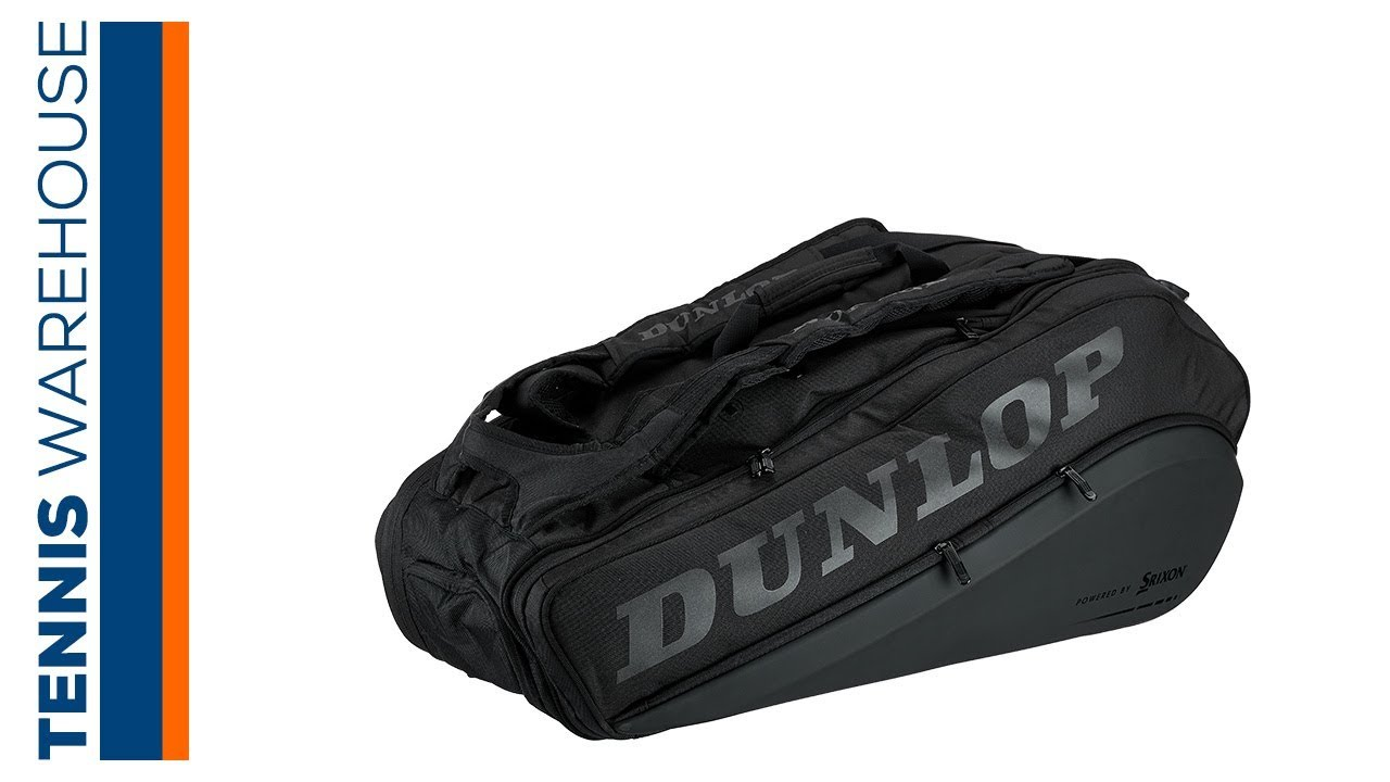 Dunlop CX Performance 9 Pack Tennis Bag