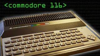 Commodore 116 - Computerphile